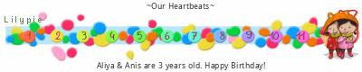 Lilypie Third Birthday (0o6V)