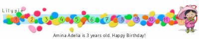 Lilypie Third Birthday (7z8M)