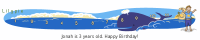 Lilypie Third Birthday (bYHj)