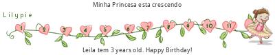 Lilypie Third Birthday (nX3c)