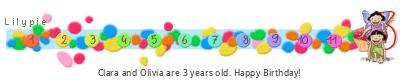 Lilypie Third Birthday (pWr1)